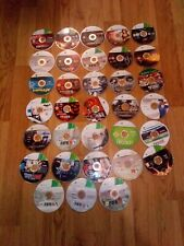 Job Lot of 33 Xbox 360 Game Discs - Sold as Faulty, Scratched, Not Working