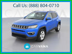 2018 Jeep Compass Latitude Sport Utility 4D Fog Lights Alloy Wheels Bluetooth Wireless Cruise Control Backup Camera Traction