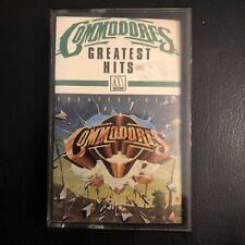 Commodores - Greatest Hits [Cassette Album] (TP04)