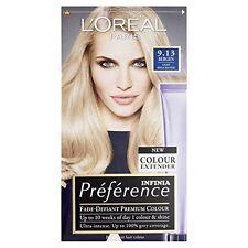 L'Oreal Recital Preference 9.13 Bergen Light Beige Blonde