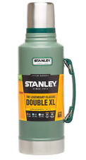New Stanley Thermos Bottle Coffee Green Stanley 2.0 Qt Stainless Steel Vacuum