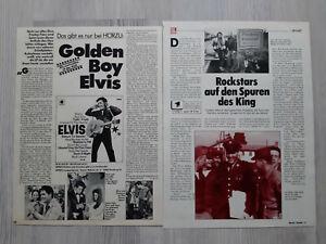 Elvis Presley -   Golden Boy Elvis !