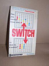 Peter Pan Playthings SWITCH 22 Games in 1 - J.4005 1960's Game - Unused