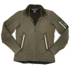 Arc'teryx Hyllus Hercules Fleece Lined Zip Polartec Green Jacket Womens Medium
