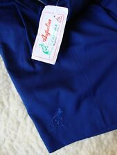 SHORTS tennis vintage 80's AUSTRALIAN L'Alpina tg.56-XL/2XL Made in Italy NEW