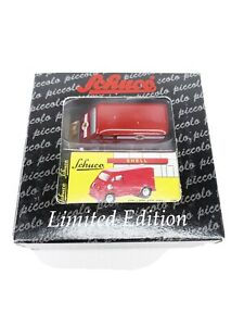 Schuco Piccolo DKW Schnellaster Red DIECAST 1:90 New In Box