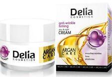 Delia FIRMING FACE CREAM COLLAGEN & ARGAN OIL 50ml. FREE DELIVERY