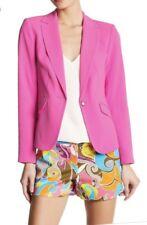 Trina Turk Norte Crepe Blazer Bubblegum Pink New NWT 6