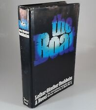 """The Boat"" by Lothar-Gunther Buchheim. Hardcover Fourth Printing 1975 WWII"