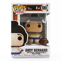 Funko POP! The Office - Andy Bernard Sumo Suit Exclusive With Soft Protector