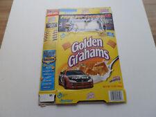 COLLECTIBLE (200X) Cereal Box: NASCAR (Golden Grahams) (Dodge) SPO