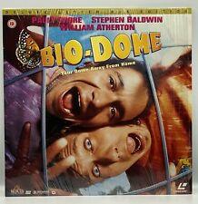 BIO-DOME, PAWLEY SHAW, STEPHEN BALDWIN, NTSC AC3 LASERDISC