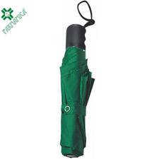 Ombrello Portatile Pieghevole Retrattile Compatto da Borsa Verde ~ FARMAMICA®