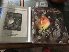 LIKE NEW Organic Chemistry Janice G. Smith (2013, 4th Edition) + Solutions book