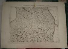 ARMENIA GEORGIA RUSSIA 1779 RIZZI ZANNONI & SANTINI ANTIQUE COPPER ENGRAVED MAP