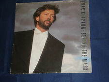 "ERIC CLAPTON - BEHIND THE MASK - 1987 DUCK RECORDS PIC SLEEVE 7"" SINGLE - EXC."