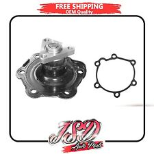 New Water Pump W/ Gasket for 1991-2002 Saturn SC1 SC2 SL SW1 SW2 1.9L L4 AW5054