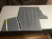 GI Joe USS FLAGG Aircraft Carrier Forward Center Deck W/ Decals. 1985 Hasbro