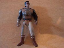 Lando Calrissian skiff Jabbas Palace Guard figure - Star Wars 1997 Kenner LFL