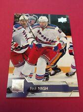 Rick Nash  Rangers 2016-2017 Upper Deck #128