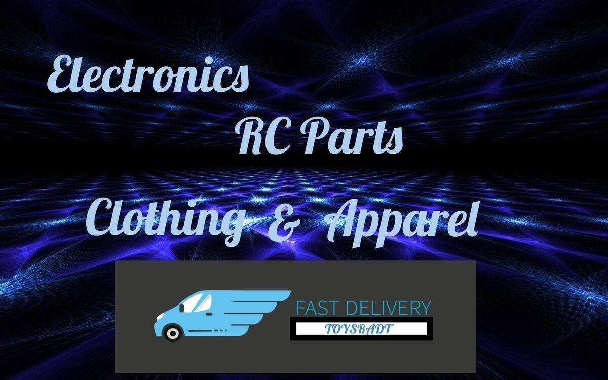RC PARTS LEGOS & ELECTRONICS