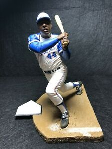 Hank Aaron #5 Hammerin' Hank Atlanta Braves MLB McFarlane Baseball Figurine 2008