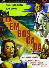 ROADBLOCK (1951)  **Dvd R2** Charles McGraw, Joan Dixon