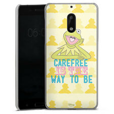 Nokia 6 2017 Handyhülle Case Hülle - Muppets Carefree is the way to be