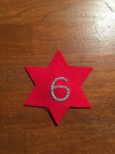 WWI US Army 6th Division patch
