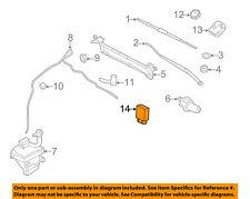 Lincoln FORD OEM 2012 MKZ-Wiper Control Module 9E5Z14B205B