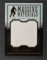 2015-16 Panini Anthology Massive Materials #59 Luc Robitaille Jersey /299