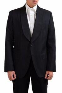"""Dolce & Gabbana """"Sicilia"""" Men's Tuxedo Silk Blazer Sport Coat US 42 IT 52"""