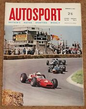 Autosport 3/2/67 - SPORTS CARS REVIEW - LOTUS 47 - MONTE CARLO RALLY - FIAT 124