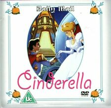 DAILY MAIL ~ CHILDREN'S FAIRYTALE COLLECTION DVD'S ~ CINDERELLA