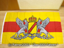 Fahnen Flagge Baden Großherzogtum - 90 x 150 cm