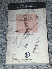 E.E.CUMMINGS-LA STANZA ENORME-FAZI-LE PORTE 38-1998 PRIMA GUERRA MONDIALE!POESIA