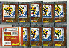 2010 PANINI South Africa World Cup 2010 10  SEALED Packets FIFA