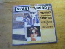 Paul Weller - Stanley Road 2 TRACKS [CD PROM0] Cardslee