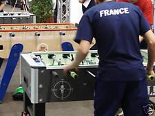 baby foot OFFICIEL de la Coupe du MONDE à NANTES + 1 balle itsf Bonzini