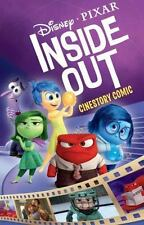 Disney's Inside Out Cinestory by Arndt, Michael; Docter, Pete