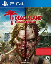 New Sony PS4 Dead Island Definitive Edition Asia HK Version English Subtitle