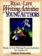 Real-Life Writing Activities for Young Authors: Ready-to-Use Writing Process Act