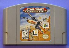Star Wars: Rogue Squadron (Nintendo 64, 1998) Cartridge Only, Tested, WORKS!