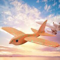 1 x 48cm EPP Foam Glider Airplane Kids Gift Toy Hand Launch Throwing Glider