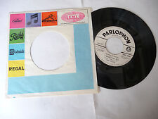 "THE HOLLIES""I CAN'T LET GO(G.NASH)-disco 45 giri PARLOPHON Italy"" Ed JB-BEAT Uk"