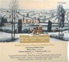 British Christmas Music for Children Choir, Artemusica Children's Choir, Fed CD