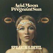 ACID MOON & THE PREGNANT SUN - Speakin´ Of The Devil - LP (brick red) Tonzonen
