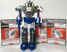 Hasbro Transformers Universe Micromaster Rail Racer Complete 2004