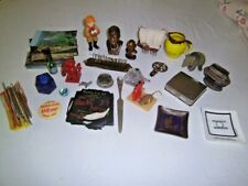 Vtg Men's Old Junk Drawer Collectible Large Mixed Lot