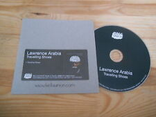 CD Indie Lantern On The Lake - Travelling Shoes (1 Song) Promo BELLA UNION cb